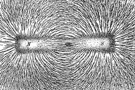 Supermagnete und Ihr Magnetfeld