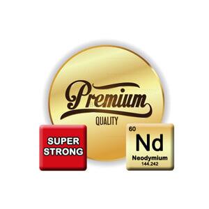 Premium Qualität Brudazon Magnete