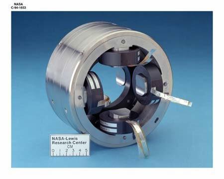 Magnetlager von einer Pumpe